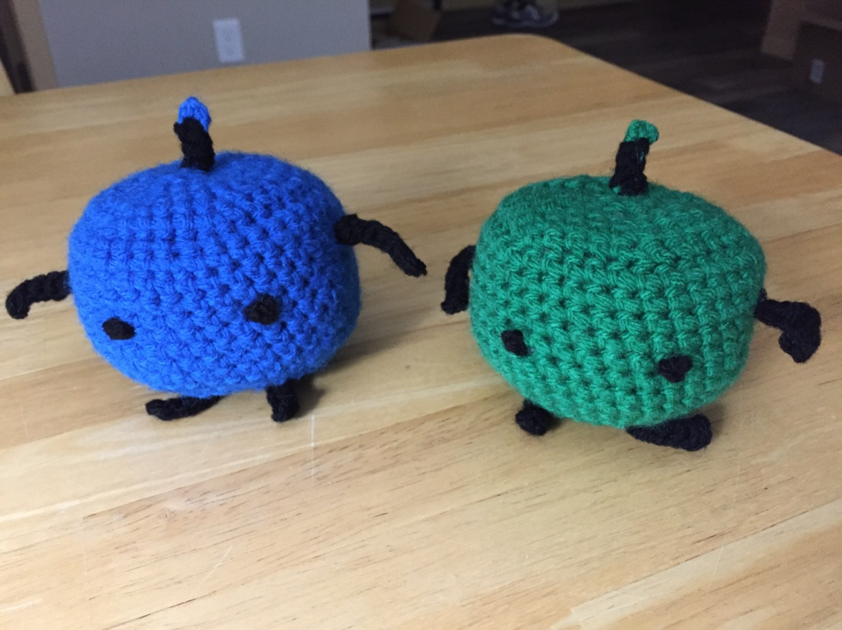 Stardew Valley Junimo Amigurumi!