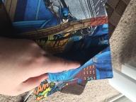Batman Large Pocket