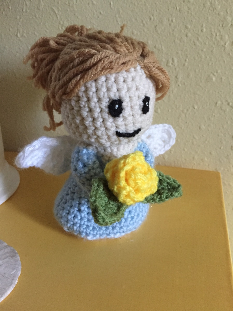 Angel Amigurumi