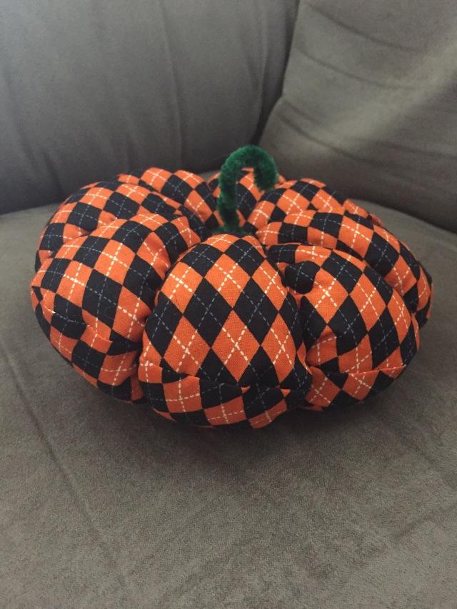 Orange Pumpkin 2